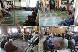 برگزاری مراسم جشن میلاد بابرکت حضرت زینب (س) در اداره کل حفاظت محیط زیست استان گلستان