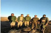 دستگیری شکارچیان غیرمجاز درنوشهر و آمل /جمع آوری دام هوایی در آمل