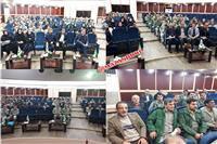 برگزاری کارگاه آموزشی ضابطین قضایی در اداره کل حفاظت محیط زیست مازندران