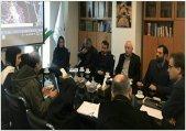 جلسه بررسی طرح تفصیلی ویژه طالقان