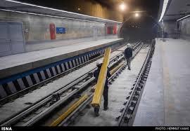 ادامه خط دو قطارشهری مشهد نیمه اول سال ۹۸ بهرهبرداری میشود