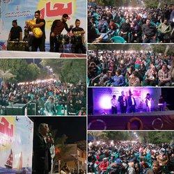 برگزاری نخستین جشن بزرگ بحار (دریانورد) توسط شهرداری خرمشهر