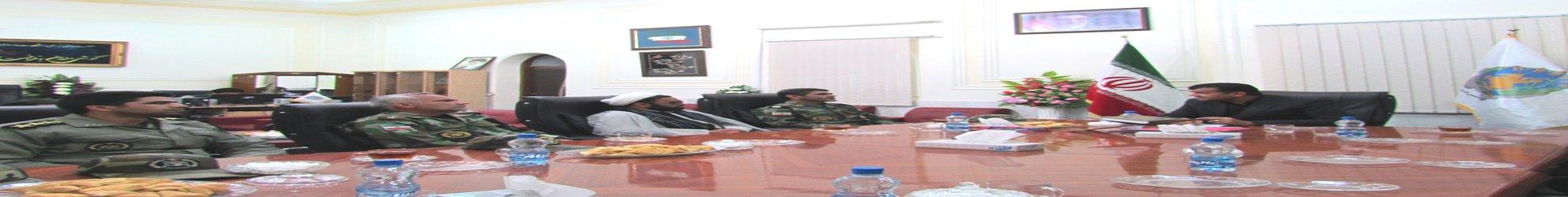 دیدار فرماندهی پادگان شهید کیخا با شهردارزابل