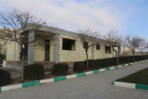 شش چشمه سرویس بهداشتی و دو واحد نمازخانه در بلوار معلم سنندج در حال احداث است