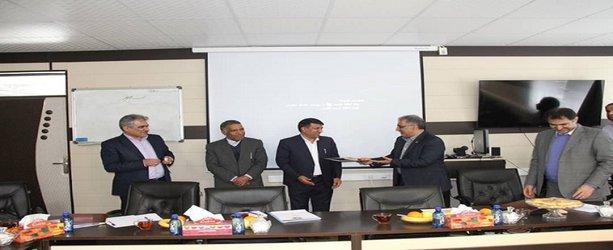 مراسم تکریم و معارفه مدیران عامل شرکت تولید نیروی برق زاهدان و شرکت مدیریت تولید برق نیروگاه های سیستان و بلوچستان برگزار شد