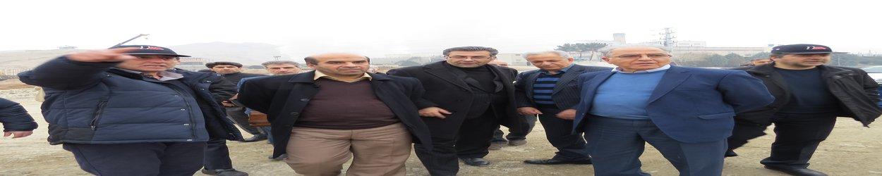 بازدید مدیرعامل شرکت تولید نیروی برق حرارتی از طرح های بازتوانی نیروگاه اصفهان