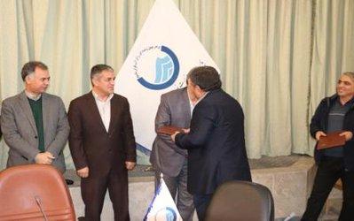 سرپرستان معاونتهای  بهره برداری و مهندسی و توسعه شرکت آب و فاضلاب شهری استان اردبیل  منصوب شدند