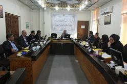 برگزاری پنجمین کارگروه انتخاب تکنولوژی های نوین ارتباطی نوری در شرکت برق منطقه ای هرمزگان