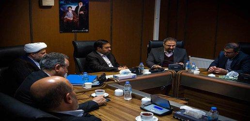 مدیرکل راه و شهرسازی استان البرز: از کارهای زیر بنایی و حرکت به سمت سازمان الکترونیک حمایت می کنیم