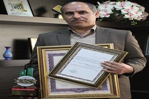 قدردانی مقام عالی وزارت از مدیرکل راه و شهرسازی استان