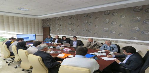 سومین جلسه هیات عالی سرمایهگذاری و مشارکت #شهرداری_اسکو