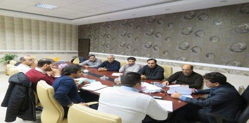 هفتمین جلسه فوق العاده بررسی کلیات تعرفه عوارض محلی و بهای خدمات سال۹۸ شهرداری اسکو