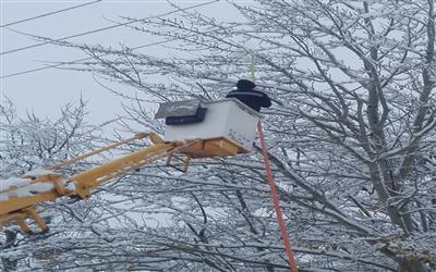رفع مشکل قطعی برق در همه روستاهای شهرستان کوهرنگ