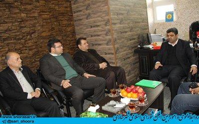 جلسه هم اندیشی همایش بزرگ پیاده روی خانوادگی بمناسبت چهل سالگی انقلاب اسلامی