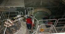 تعمیرات اساسی واحد ۵ گازی نیروگاه کرمان