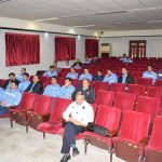سومین جلسه آموزشی دوره امنیت ملی با موضوع جنگ نرم در نیروگاه طوس برگزار گردید