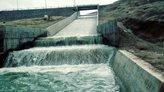 سد زیویه در استان کردستان سرریز شد