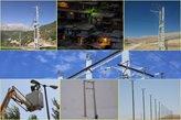 بهرهبرداری از ۵۰ پروژه برقرسانی در چهارمحال و بختیاری/ گلنگزنی ۲۱ طرح برقی استان همزمان با دهه فجر
