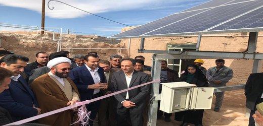 با حضور ریاست سازمان ساتبا در استان کرمان انجام شد: