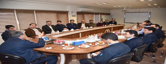 برگزاری جلسه معرفی توانمندی نیروگاه شهید رجایی در ارائه پروژه های تحقیقاتی و ساخت داخل