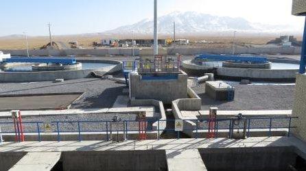 عملکرد ۴۰ ساله شرکت آب منطقه ای مرکزی در شهرستان خمین
