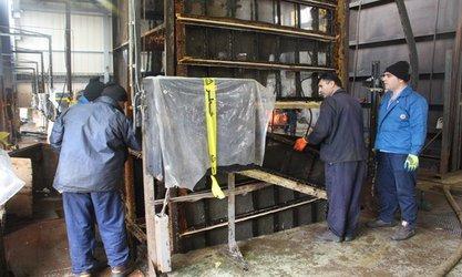 با تلاش کارکنان نیروگاه نکا محدودیت تولید واحدهای بخاری در کوتاه ترین زمان مرتفع شد