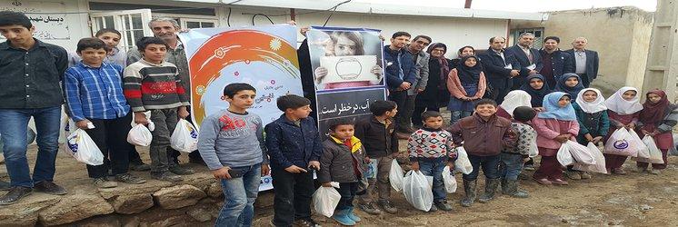 برگزاری جشنواره نخستین واژه آب در شهرستان هریس آذربایجان شرقی