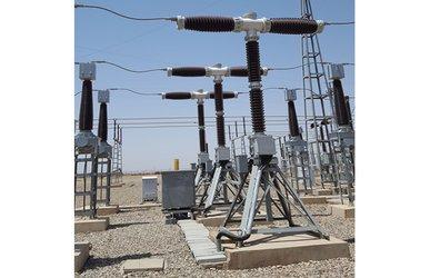 تعویض کلیدهای قدرت در ایستگاه های برق منطقه ای اصفهان