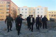 آزادسازی اراضی سرانه های خدماتی مساکن مهر آبشناسان و ضیاء آباد