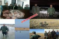 دستگیری شکارچیان غیرمجاز درآمل و نوشهر