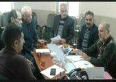جلسه هماهنگی شورای اسلامی بخش بالاطالقان و شورای اسلامی شهر