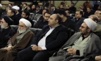 افتتاح پنجمین سوگواره نگین شکسته در مشهد