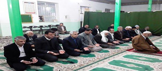 نشست مردمی شهردار زابل با اهالی خیابان شهید قلنبر