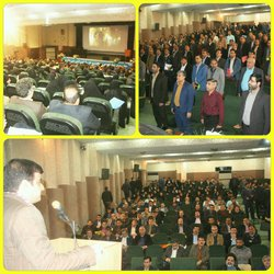 سمینار آموزشی آشنایی با شیوه ها و شگردهای جاسوسی سرویس های اطلاعاتی ویژه صنعت آب و برق خوزستان برگزار شد