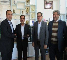 معرفی مدیر جدید امور آب وفاضلاب روستایی شهرستان نق...