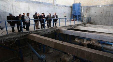 ۱۱۱۹ میلیارد تومان سرما یه گذاری بخش خصوصی در تاسیسات فاضلاب استان اصفهان