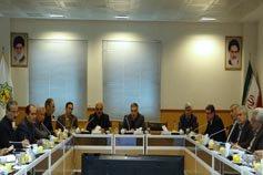 گزارش عملکرد کمیته راهبری گذر از پیک سال۹۸ صنعت برق خراسان