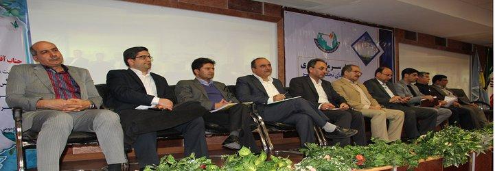همایش سرمایه گذاری انرژی های تجدید پذیر با حضور معاون وزیر نیرو