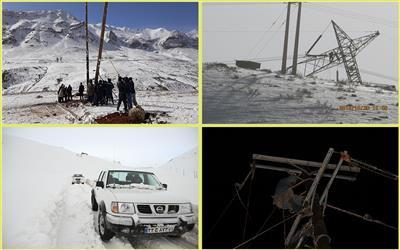 تقدیر مردم ومسئولین از شرکت توزیع نیروی برق استان چهارمحال و بختیاری