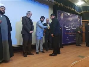 برق منطقه ای خوزستان شرکت برتر استان در ترویج فرهنگ نماز
