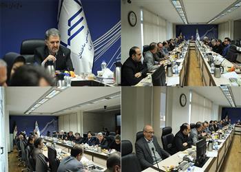 تشکیل جلسه ۲۳۶ شورای مرکزی با حضور کلیه اعضا