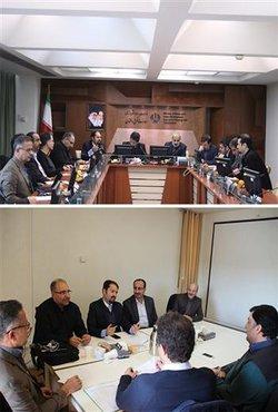 جلسه کمیسیون آموزش پژوهش آزمون و انتشارات شورای مرکزی برگزار گردید.