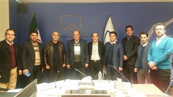 جلسه کمیسیون نظام فنی و اجرایی و کنترلی شورای مرکزی برگزار شد.
