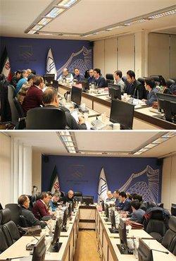 جلسه کمیسیون حقوقی لوایح و شیوه نامه ها و کارشناسی ماده ۲۷ برگزار شد.