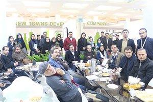 حضور اداره کل راه و شهرسازی کردستان در نخستین نمایشگاه بین المللی مسکن ، شهرسازی ، بازآفرینی شهری