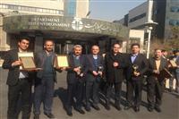 تعداد ۳ واحد صنعتی  استان  به عنوان صنایع  برگزیده سبز  و  ۶صنت بعنوان صنعت سبز از سوی سازمان حفاظت محیط زیست کشور معرفی شدند .