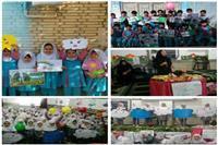برگزاری جشنواره سفیران محیط زیست دانش آموزی در استان یزد