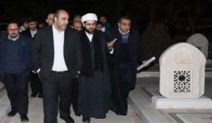 شهردار مشهد از پروژههای سازمان فردوسها بازدید کرد