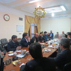 جلسه هم اندیشی اعضای محترم شورای اسلامی
