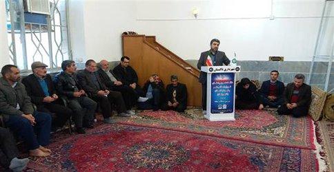 مشروح ملاقات عمومی شهروندان با شهردار و اعضای شورای اسلامی شهر تاکستان